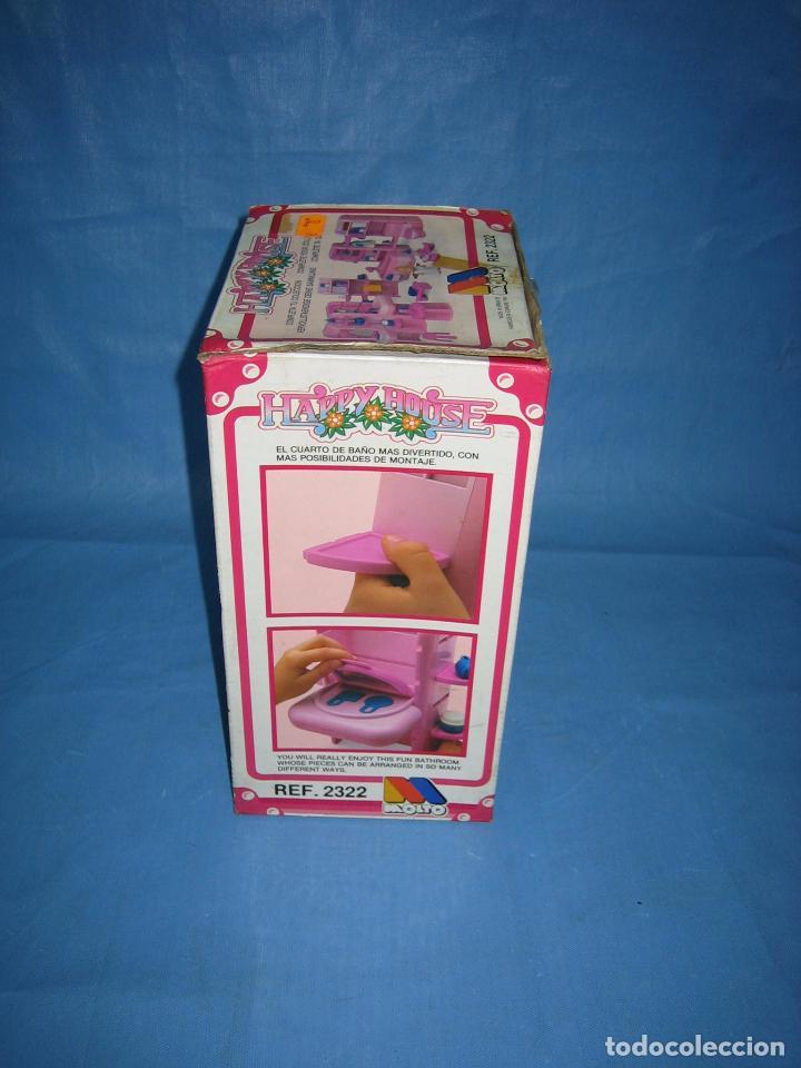 Juegos antiguos: J. Happy House Ref 2322 de juguetes Molto - Foto 6 - 106006699