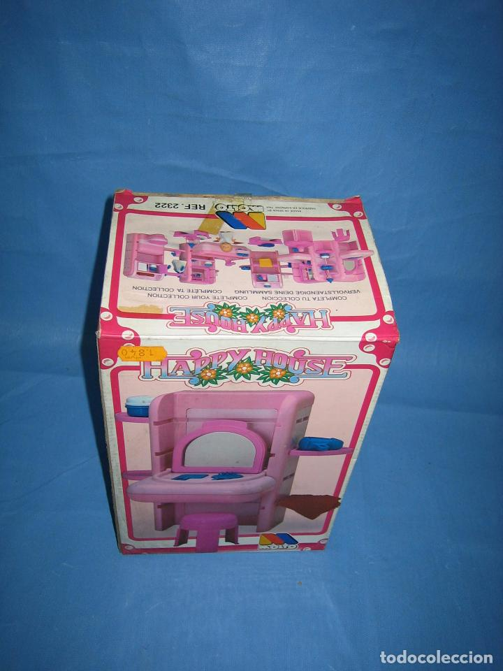 Juegos antiguos: J. Happy House Ref 2322 de juguetes Molto - Foto 7 - 106006699