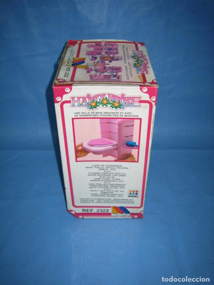 Juegos antiguos: J. Happy House Ref 2322 de juguetes Molto - Foto 8 - 106006699