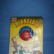 Juegos antiguos: J. JUEGO BALONCESTO DE JUGUETES KARPAN. Lote 106007583