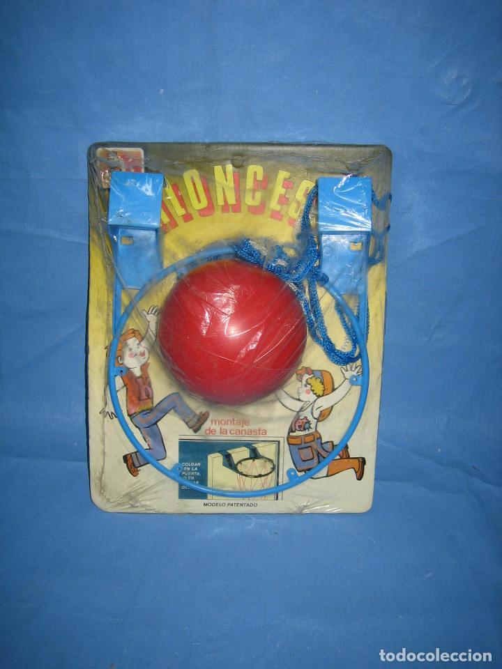 Juegos antiguos: J. Juego baloncesto de juguetes Karpan - Foto 2 - 106007583