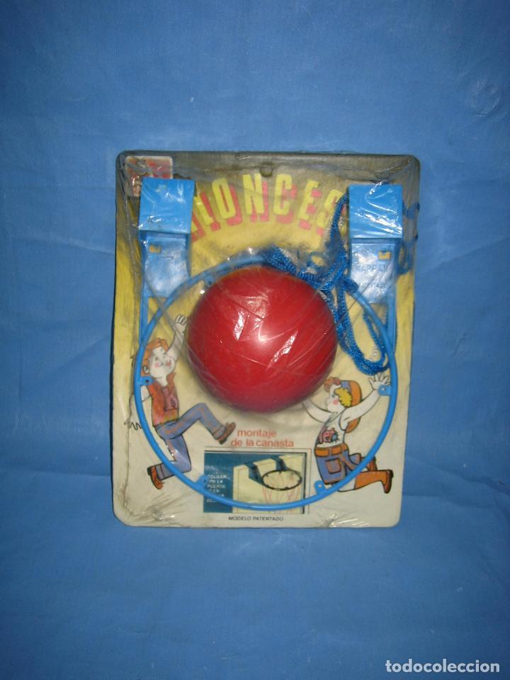 Juegos antiguos: J. Juego baloncesto de juguetes Karpan - Foto 3 - 106007583