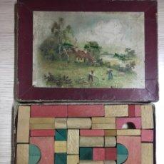 Juegos antiguos: ARQUITECTURA AÑOS 50. Lote 108716704