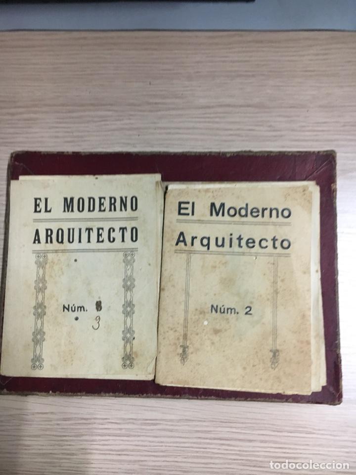 Juegos antiguos: Arquitectura años 50 - Foto 2 - 108716704