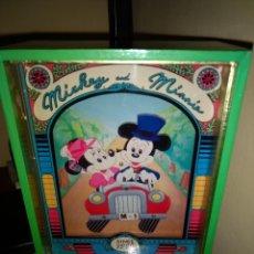 Juegos antiguos: ANTIGUA CAJA MUSICAL MOBIL DISNEY MICKEY & MINNIE . Lote 110242051