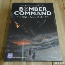 Juegos antiguos: JUEGO WARGAME - BOMBER COMMAND - GMT - PRECINTADO - WWII. Lote 110262075