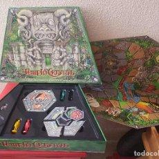 Juegos antiguos: JUEGO EL TEMPLO DE CRISTAL DE CEFA TOYS JUGUETE DE MESA CAJA TABLERO. Lote 110624459