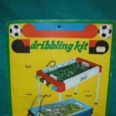 Juegos antiguos: DRIBLING KIT DE RIMA. SIN JUGADORES DE FUTBOLIN. Lote 110673447
