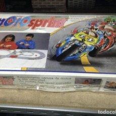 Juegos antiguos: PISTA DE MOTOS MOTO SPRINT DE GEYPER. Lote 111279871