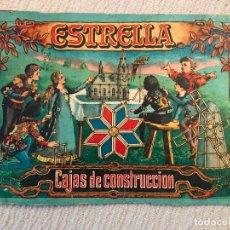 Juegos antiguos: JUEGO CONSTRUCCIONES ARQUITECTURA MUY ANTIGUO.. Lote 76769731