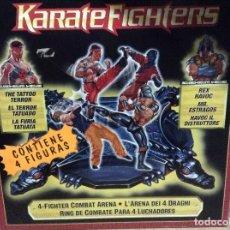Juegos antiguos: JUEGO KARATE FIGHERS,MB. Lote 111905039