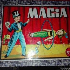 Juegos antiguos: JUEGO DE MAGIA Nº2 AÑOS 40/50. Lote 112153792