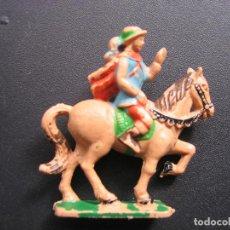 Juegos antiguos: FIGURA. CABALLERO DE EXIN CASTILLOS. Lote 112293983