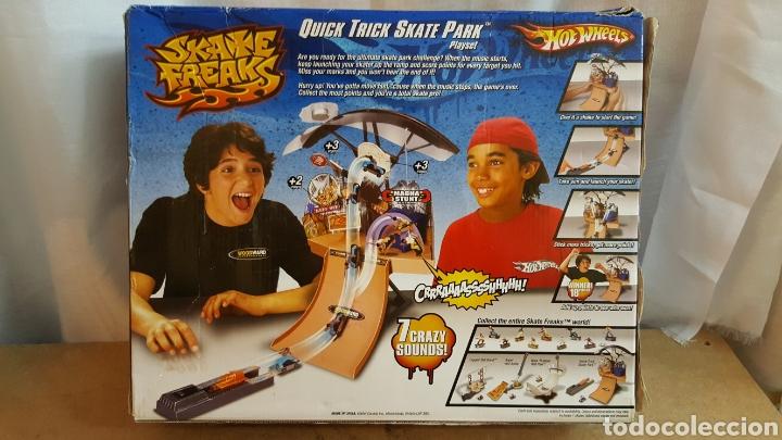 Hot Wheels Skate Freaks Comprar Juegos Antiguos Variados En
