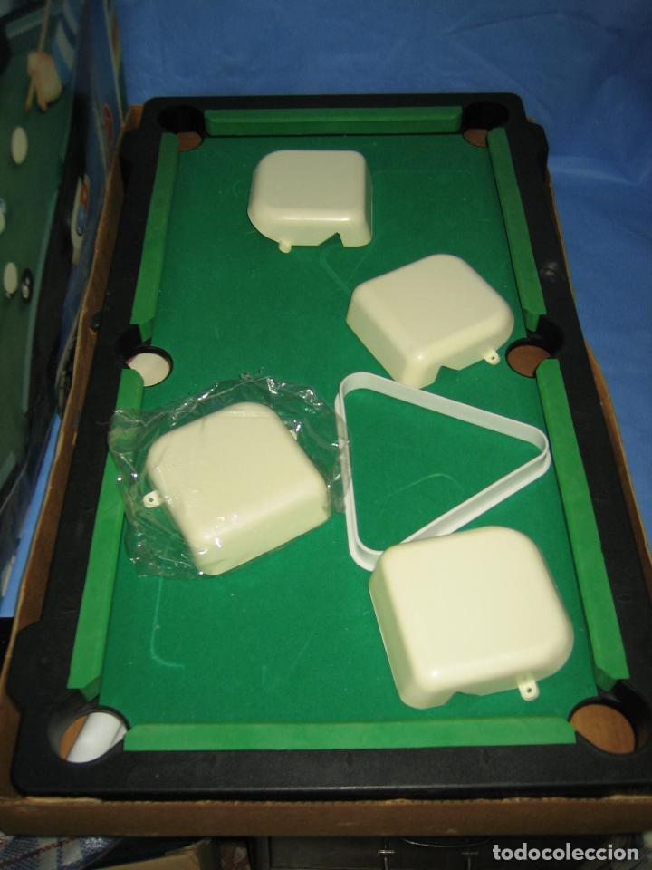 Juegos antiguos: Billar americano de Rima - Foto 4 - 113703623