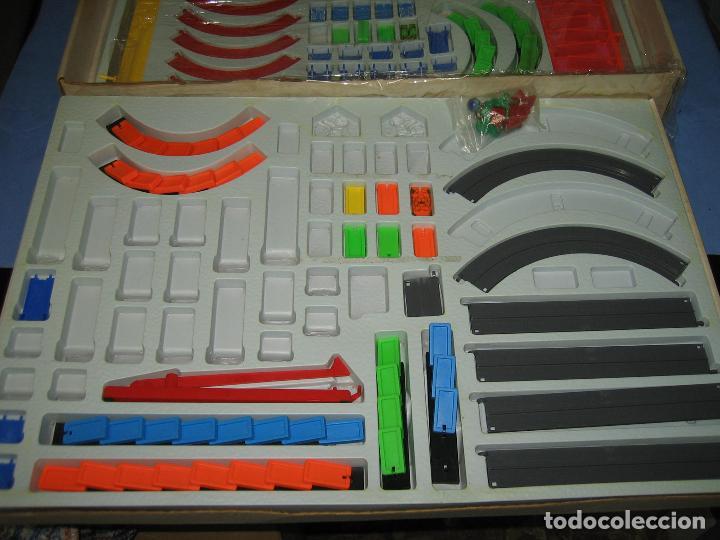 Juegos antiguos: juego de fichas serpentin - Foto 7 - 113704107