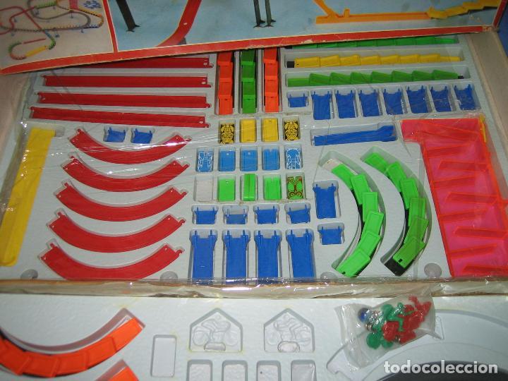 Juegos antiguos: juego de fichas serpentin - Foto 8 - 113704107