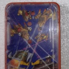 Jeux Anciens: JUGUETE PEQUEÑO MINI PINBALL OBERTOYS GALAXY, MADE IN SPAIN, AÑOS 80. Lote 114406575