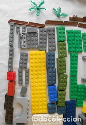 Juegos antiguos: LOTE DE PIEZAS MEGA BLOKS PIRATAS DEL CARIBE - Foto 2 - 114619567