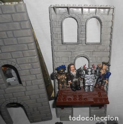 Juegos antiguos: LOTE DE PIEZAS MEGA BLOKS PIRATAS DEL CARIBE - Foto 7 - 114619567