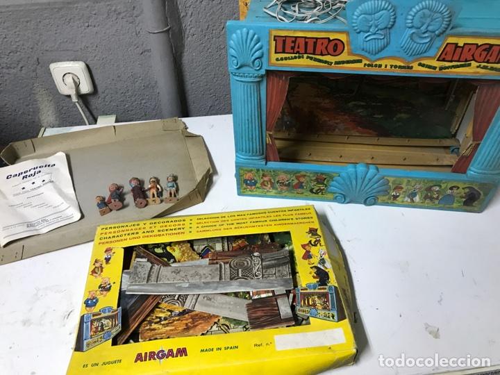 TEATRO AIRGAM (Juguetes - Juegos - Otros)