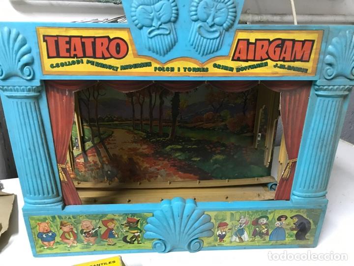 Juegos antiguos: Teatro Airgam - Foto 2 - 114745524