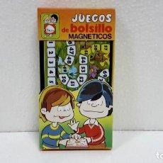 Juegos antiguos: JUEGO MAGNÉTICO CHICOS EN BUSCA DEL TESORO AÑOS 80. Lote 115751531