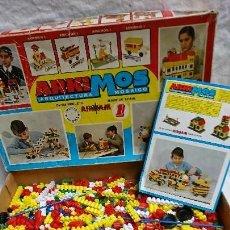 Juegos antiguos: ANTIGUO JUEGO DE AIRGAM CONSTRUCCIÓN ARKIMOS ARQUITECTURA MOSAICO DE AIRGAM REFERENCIA 510 - AÑOS 70. Lote 116710683
