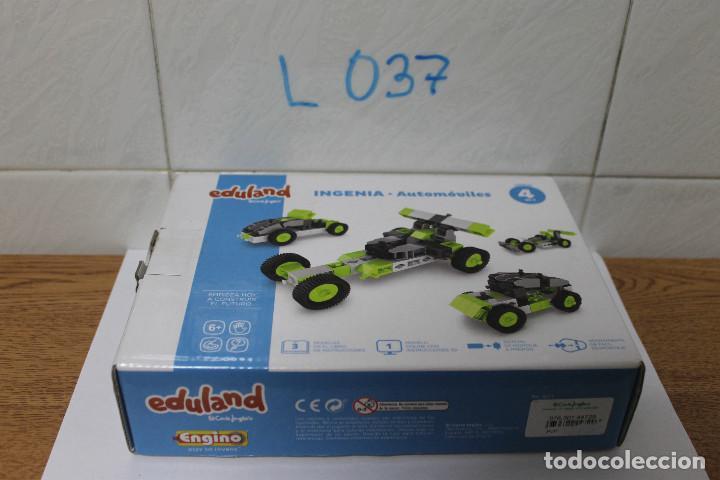 L037 JUEGO CONSTRUCCIÓN (Juguetes - Juegos - Otros)