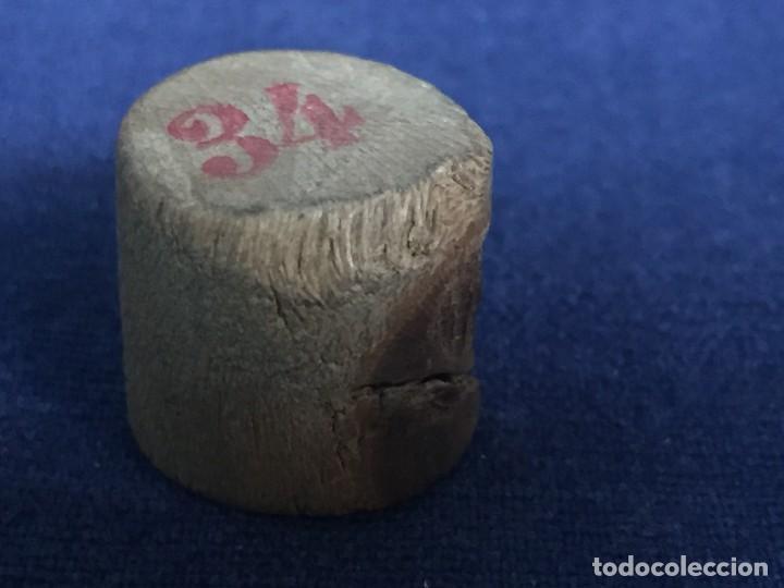 Juegos antiguos: antiguo juego de loto bingo loteria infantil cartones cilindros 1900 25x25x25cms - Foto 15 - 117100351