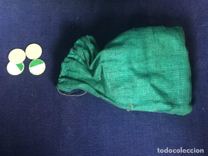 Juegos antiguos: antiguo juego de loto bingo loteria infantil cartones cilindros 1900 25x25x25cms - Foto 39 - 117100351