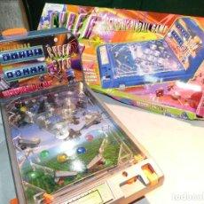 Juegos antiguos: CYBER ELECTRONIC PINBALL GAME, IMPORTADO POR BOYS TOYS.. Lote 117163275