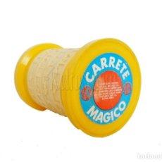 Juegos antiguos: JUEGO JUGUETE CARRETE MÁGICO. COMBINA NÚMEROS. VILPA AÑOS 70. Lote 118634871