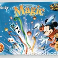 Juegos antiguos: MANUAL MAGIA BORRÁS. MICKEY MAGIC. Lote 118768364