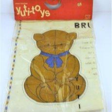 Juegos antiguos: YUTI OSO BRUNO CCA 1970. Lote 118937863