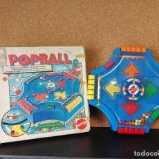 Juegos antiguos: JUEGO POPBALL DE MATTEL 1989 NO FUNCIONA. Lote 119010415