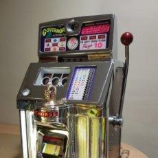 Juegos antiguos: TRAGAPERRAS JENNINGS. Lote 119531374