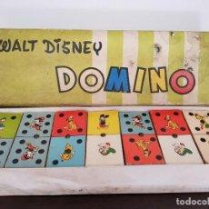 Juegos antiguos: ANTIGUO DOMINÓ AÑOS 40 WALT DISNEY. Lote 120814443