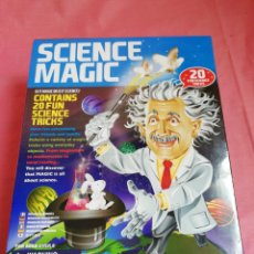 Juegos antiguos: SCIENCE MAGIC KIDZ LABS 4M. Lote 121870667