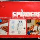 Juegos antiguos: SPIROGRAPH DE EXIN DEL AÑO 1970. VER FOTOS. Lote 122172047
