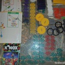 Juegos antiguos: K´NEX CREATOR- JUEGO DE CONSTRUCCION - . Lote 122542027