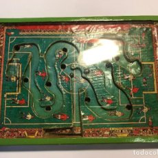 Juegos antiguos: FUTBOLÍN DE BOLITAS AÑOS 30.. Lote 123278607