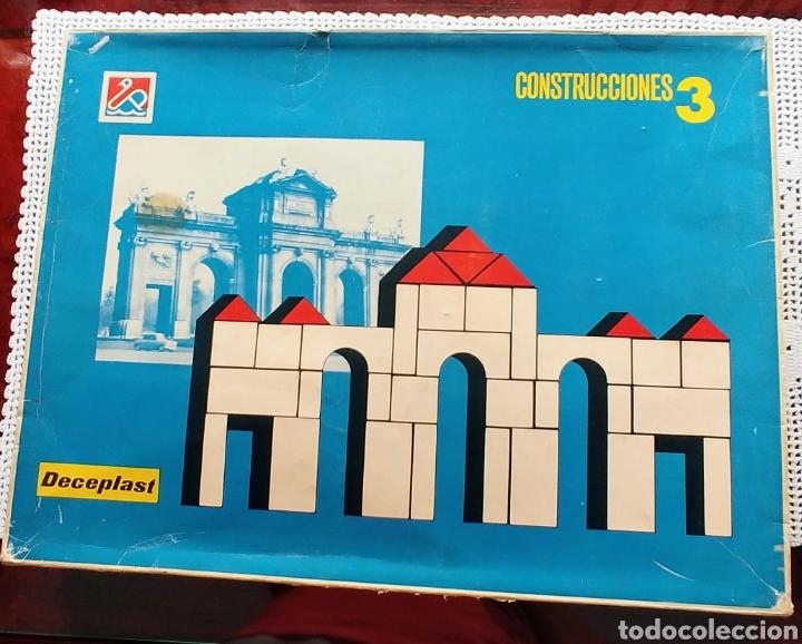 JUEGO DE CONSTRUCCIÓN (Juguetes - Juegos - Otros)