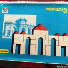 Juegos antiguos: JUEGO DE CONSTRUCCIÓN. Lote 123865122