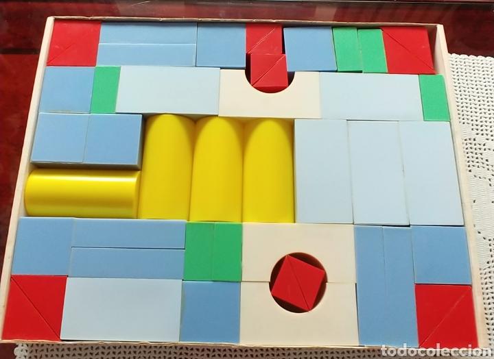 Juegos antiguos: Juego de Construcción - Foto 2 - 123865122