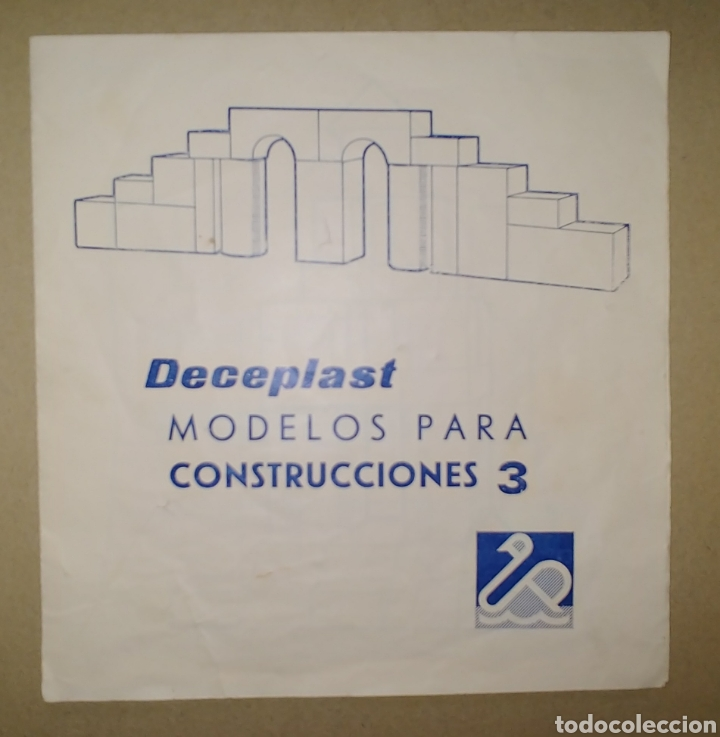 Juegos antiguos: Juego de Construcción - Foto 3 - 123865122