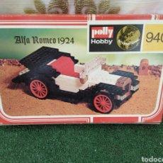 Juegos antiguos: POLLY HOBBY ALFA ROMEO 1978 COMPLETO. Lote 126562727