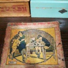 Juegos antiguos: IMPRENTA PARA NIÑOS. Lote 128864303
