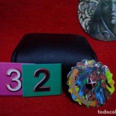 Juegos antiguos: Nº 32 - 1 TAZO HU/T•BP•TX - SPINNERS - Nº 13 GALUX.. Lote 130216387