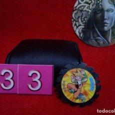 Juegos antiguos: Nº 33 - 1 TAZO HU/T•BP•TX - DESTROY SPINNERS - Nº 80 MAX.. Lote 130216487